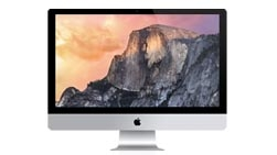 Rent Apple iMac computers 21 inch and 27 inch