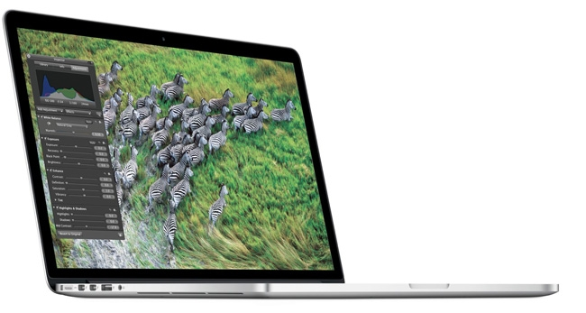 Hire a macbook pro retina in the UAE