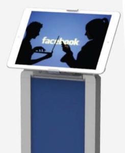 Hire iPad Floor stands in Dubai